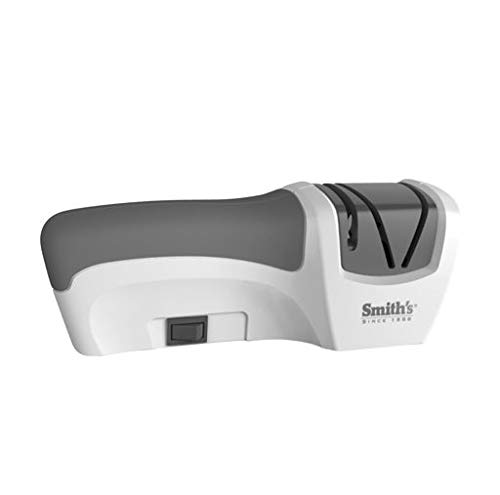 Smith's Essentials Compact Electric Knife Sharpener White