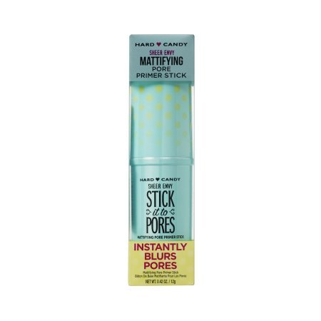 Hard Candy Sheer Envy Mattifying Pore Primer Stick #1293, 0.42 oz