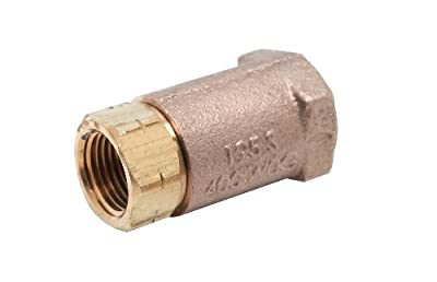 T&S Brass B-CVH1-2 Check Valve, 1/2-Inch Npt Female, Horizontal from T&S Brass
