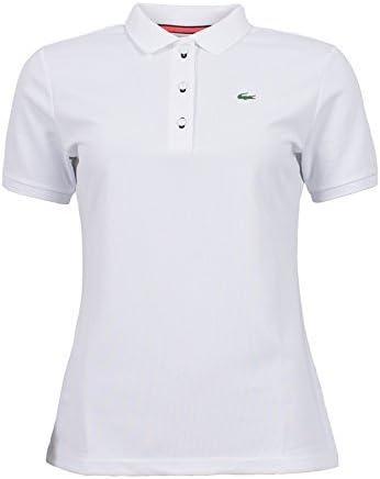 Lacoste Sport polo para mujer (blanco) -36: Amazon.es: Deportes y ...