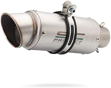Wooya Modified Sc Exhaust Pipe Motorcycle R3 R25 R6 Muffler