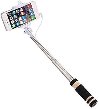 Mini Palo Selfie para Samsung Galaxy Note 10+ Smartphone con Cable ...