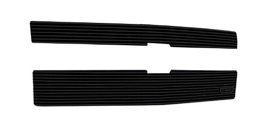 (T-Rex 21117B Billet Series Black Main Grille for Chevrolet Silverado)