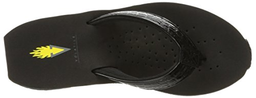 Sandal Black Shadow Wedge Women's Volatile nqXwTR78H