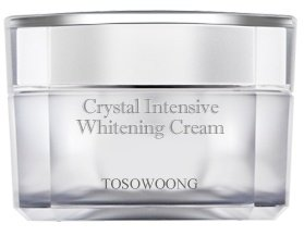 KOREAN COSMETICS, TOSOWOONG_ Crystal Whitening Cream 50g (Trouble marks mitigation, moisturizing, - Crystal Cream