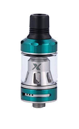 InnoCigs Exceed X Clearomizer Set – geeignet für das moderate und subohm Dampfen – Farbe: grün