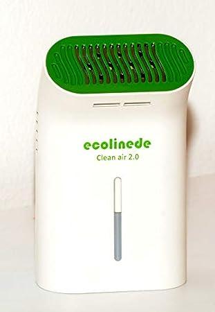 Clean Air 2.0 - Purificador de aire (fuente de alimentación USB ...