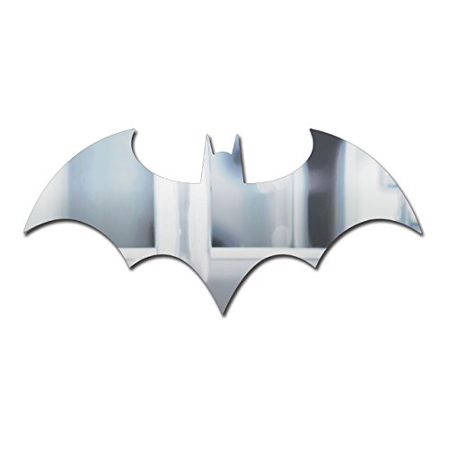 Paladone DC Comics Officially Licensed Merchandise - Batman Logo Mirror - Wall -