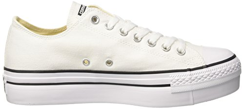 Ctas Blanc Converse Femme Ox Basses Bianco Sneakers 8dnS7dq