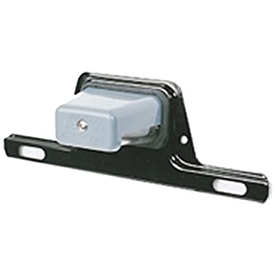 Peterson M436B Clear License Plate Light with Steel Bracket: Automotive