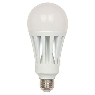 Westinghouse Lighting 1 Westinghouse 5160000 29-Watt (200-Watt Equivalent) Omni A23 Bright White Energy Star Medium Base LED Light Bulb Soft