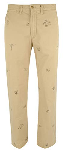 Polo Ralph Lauren Men's Bedford Chino Pants-T-36WX30L - Ralph Pants Lauren Chino