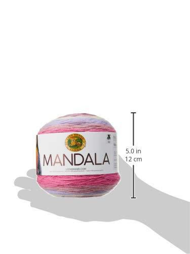 Lion Brand 525-200 Mandala Yarn-Wood Nymph