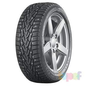 Nokian Nordman 7 Studded Winter Tire - 195/65R15 95T (Best Snow Tires For Prius)