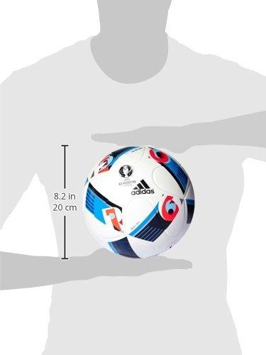 c462ec3a6 Adidas Pallone Da Calcio Beau Jeu Euro16 Top Replique: Amazon.it: Sport e  tempo libero