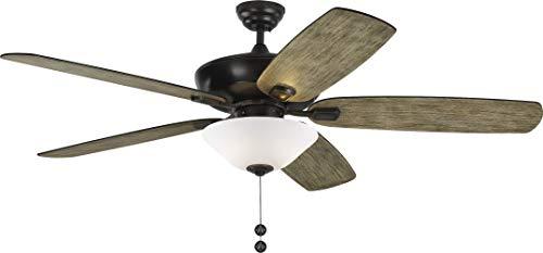 (Monte Carlo 5CSM60AGPD Ceiling Fan, 60, Aged Pewter)