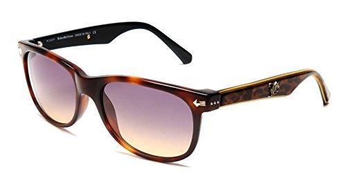 John Galliano Sunglasses Havana Leopard Frame JG0044 - Sunglasses Galliano John