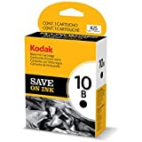 Kodak 10 Black Ink Cartridge for EASYSHARE 5000 series ESP 3 ESP 5 ESP 7 ESP 9 3200 3250 5200 5250 5300 5500 7200 7250 9200 9250 series ESP Office 6100 6150 series Hero 6.1 7.1 9.1 Printers - Free Delivery & VAT invoice