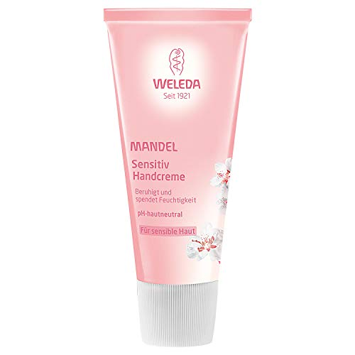 - Weleda Soothing Hand Cream, Almond, 1.7 Fluid Ounce