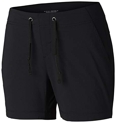 - Columbia Women's Anytime Outdoor Short, Black, 10x5