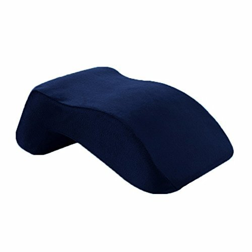HOMEE School Lunch Sleeping Pillow Was Sleeping Pillow Lunch Break Pillow Only Afraid of the Office of the Pillow Summer Small Pillows,Short-Haired Tibetan Blue,Level 4) by HOMEE