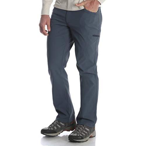 Wrangler Glacier Outdoor Performance Comfort Flex Cargo Pants - 34 X 30, Blue