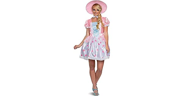 Amazon.com: Disguise Toy Story 4 Bo Peep - Disfraz para ...