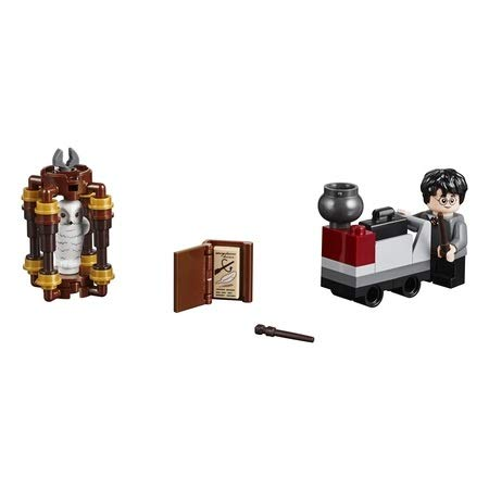 LEGO 30407 - Harry's Journey to Hogwarts Polybag