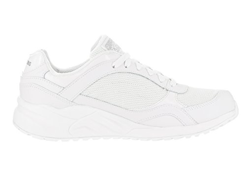 Skechers Womens OG 95 Color Crew Sneaker White