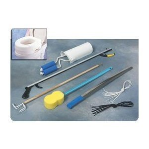 Complete Hip Replacement Kit with 32'' (81cm) Reacher by Rolyn Prest