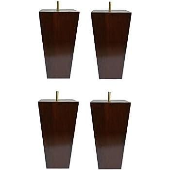 Awe Inspiring Amazon Com Furniture Legs Sofa Replacement Parts Wooden Ibusinesslaw Wood Chair Design Ideas Ibusinesslaworg