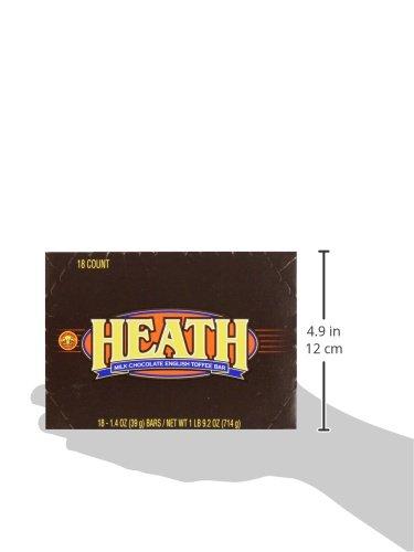 HEATH Chocolate Toffee Candy Bar, 18 Count by Heath (Image #10)