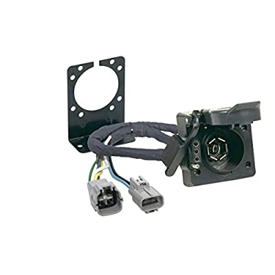 Hopkins 43395 Plug-In Simple Vehicle to Trailer Wiring Kit: Automotive
