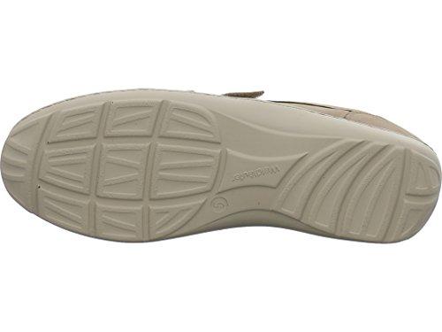 Corda Henni Mesdames 496301 191 Beige Chaussures Waldläufer Velcro 094 R7xwqxO1