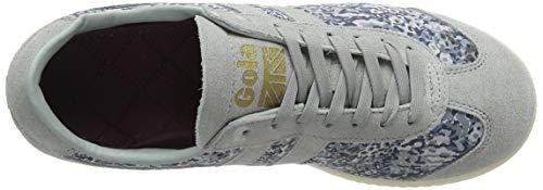 Vm light Grey Mujer Grey Liberty Gz multi Zapatillas Para Bullet Gola YxwqH0XE0