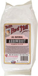 Bob's Red Mill Arrowroot Starch Flour - 20 oz
