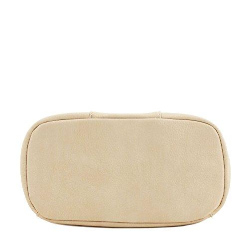 Crossbody Zip Pocket Blush Bag Accented Tassel Double wq8BZIxE