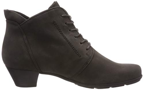 Grey 19 Femmes Shoes anthrazit Gabor Basic Pour Bottines q0XT1X
