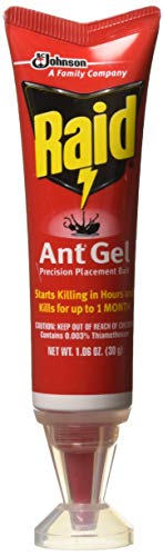 Raid Precision Placement Ant Bait Gel, 3 Pack