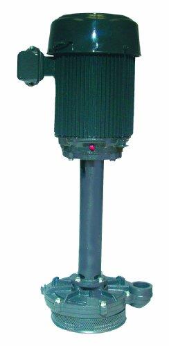 "AMT 4446-95 1.5"" Vertical Sealless Sprayer/Washer Pump, 300 SS, 90gpm, 36psi, 84ft Head"