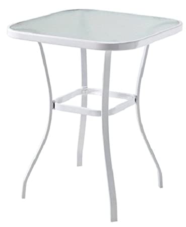 Amazon.com: Set de 3 piezas - Mesa bistro con sillas ...