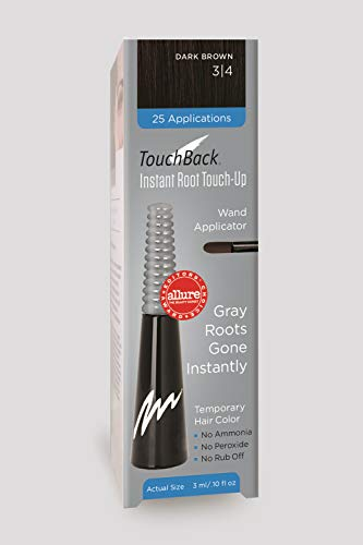 TouchBack Wand for Gray Root Touch Up (Dark ()