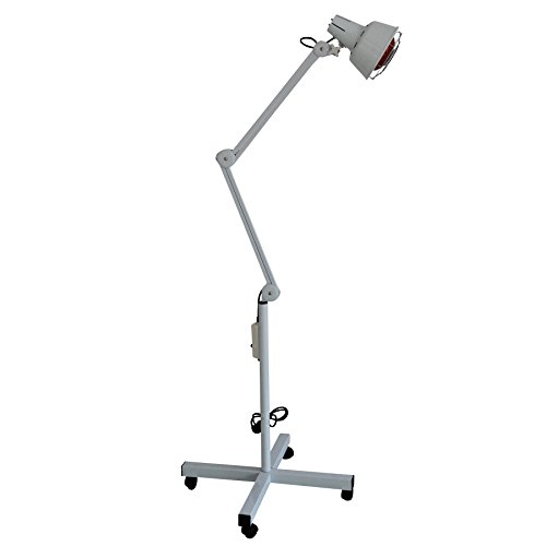 ShengYU INFRARED LAMP WITH ARTICULATED ARM AND WHEELS AESTHETICS 275W