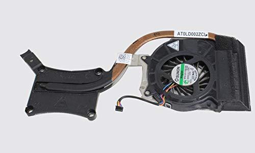 Replacement Heatsink For Dell Latitude E6430 Heatsink Fan Integrated Graphics 0XDK0 00XDK0 AT0LD002ZA0