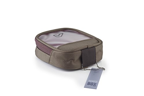 Gruv Gear Bento Box Half Length Slim (Elite Pewter) (BENTO-HS02-ELT)