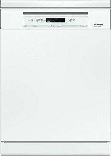Miele-Portero automático con lavavajillas encastrable Vista blanco ...