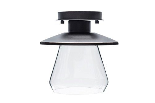 Globe Electric 64846 Flush Mount 1 Light Oil Rubbed Bronze by Globe Electric (Image #12)