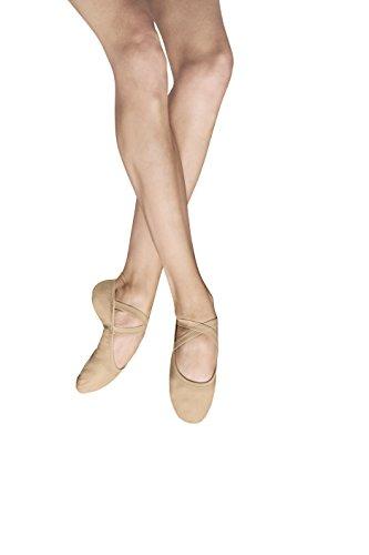 Bloch Dance Women's Performa Dance Shoe, Sand, 6.5 C US by Bloch