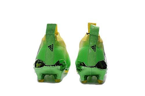 nekcadft Generic hombre ACE16+ Purecontrol fgag impermeable verde Hi Top botas de fútbol, hombre, verde, UK9.5/EUR44