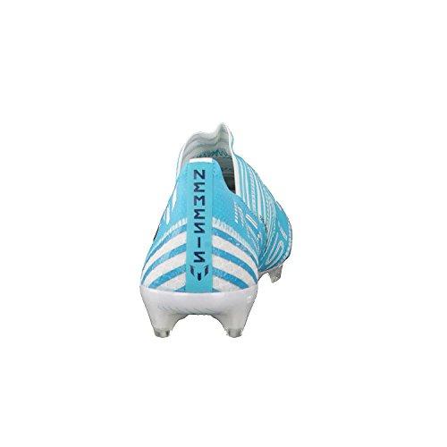 adidas Nemeziz Messi 17+ 360agility, Scarpe da Fitness Uomo Bianco (Ftwbla/Tinley/Azuene)